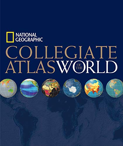 National Geographic Collegiate Atlas of the World 9780792236627