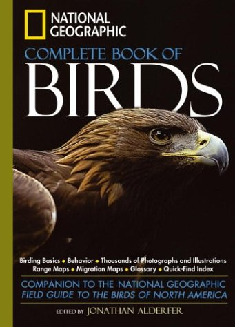 National Geographic Complete Birds of North America 9780792241751