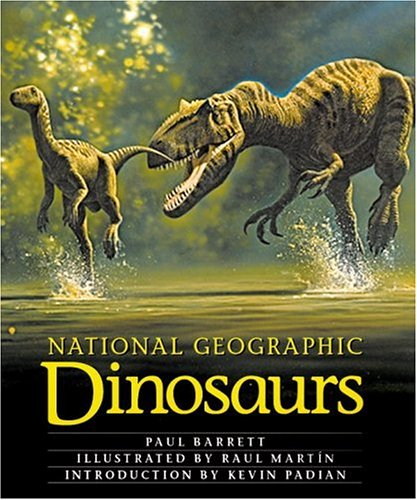 National Geographic Dinosaurs 9780792282242