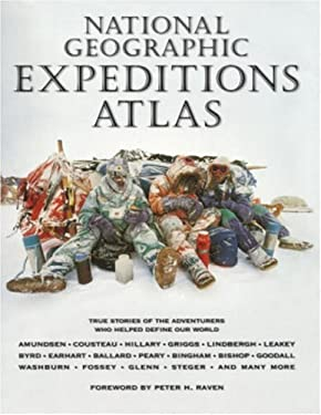 National Geographic Expeditions Atlas 9780792276166