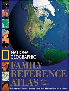 National Geographic Family Reference Atlas of the World 9780792269304