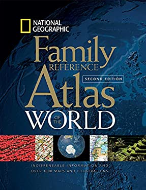 National Geographic Family Reference Atlas of the World, Second Edition 9780792255673