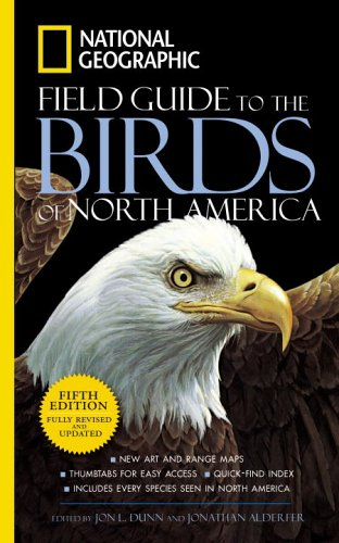 National Geographic Field Guide to the Birds of North America 9780792253143
