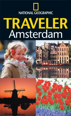 National Geographic Traveler: Amsterdam 9780792279006