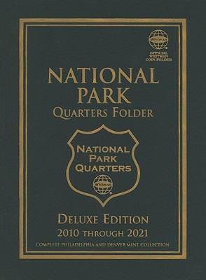 National Park Quarters Folder: Complete Philadelphia and Denver Mint Collection 9780794828752