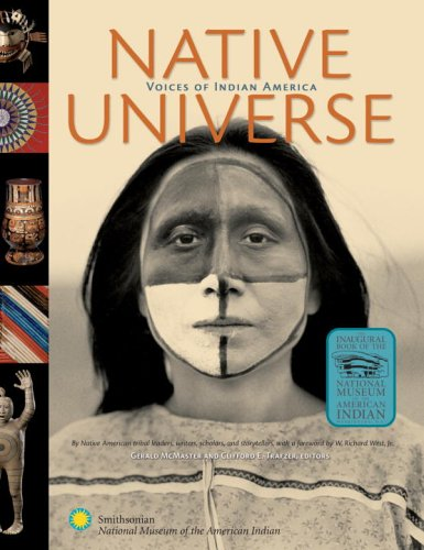 Native Universe: Voices of Indian America 9780792259947
