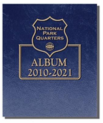 Natl Park Quarters Album 2010-2021 9780794830564