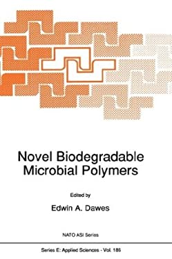 / life sciences / evolution / novel biodegradable microbial polymers