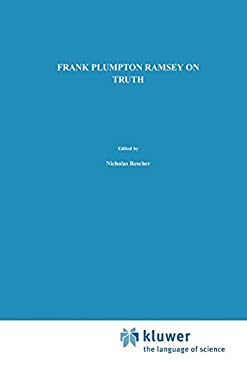 On Truth: Original Manuscript Materials (1927-1929) from the Ramsey Collection at the University of Pittsburgh 9780792308577
