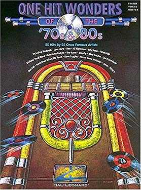 One Hit Wonders - 70s and 80s 9780793550517