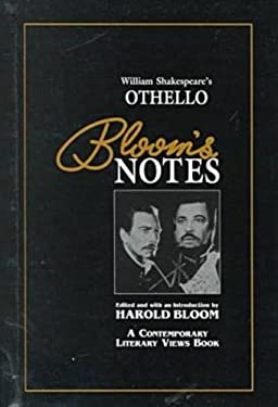 Othello (Bloom's Notes) 9780791040720