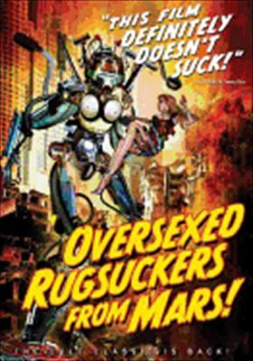 Oversexed Rugsuckers from Mars!