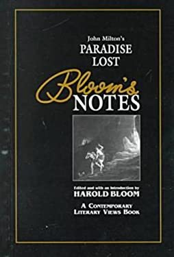 Paradise Lost (Bloom's Notes) 9780791040737