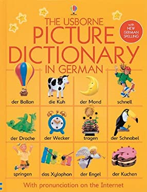 Picture Dictionary in German 9780794507046