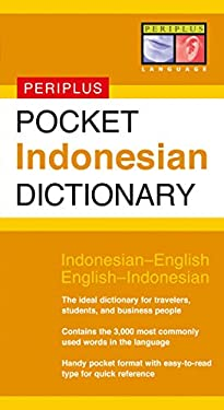 Pocket Indonesian Dictionary: Indonesian-English English-Indonesian 9780794600426