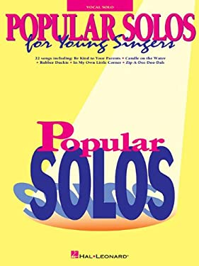 Popular Solos for Young Singers 9780793534449