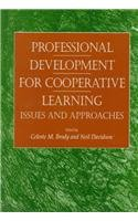 Professional Development for Cooperative Learning 9780791438497