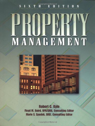 Property Management 9780793131174