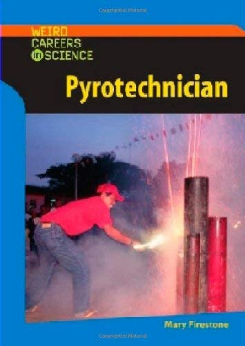 Pyrotechnician 9780791087039