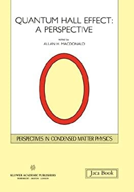 Quantum Hall Effect: A Perspective 9780792305378