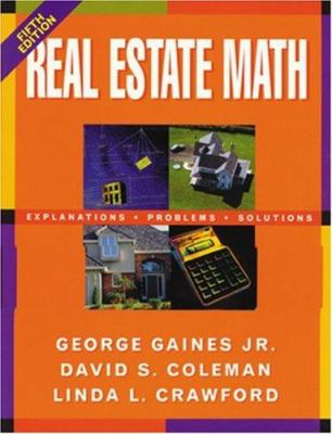 Real Estate Math: What You Need to Know 9780793168262