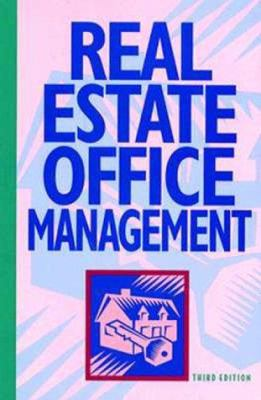 Real Estate Office Management 9780793115303