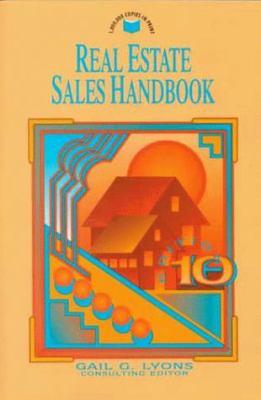 Real Estate Sales Handbook 9780793109470