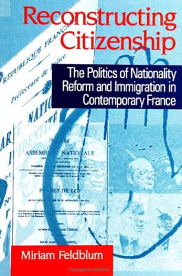 Reconstructing Citizenship 9780791442692