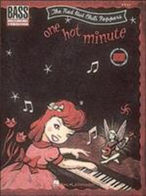Red Hot Chili Peppers - One Hot Minute* (Bass) 9780793558254