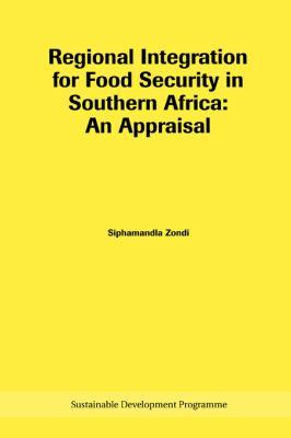 Regional Integration for Food SEC 9780798301770
