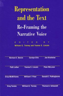 Representation and the Text: Re-Framing the Narrative Voice 9780791434727