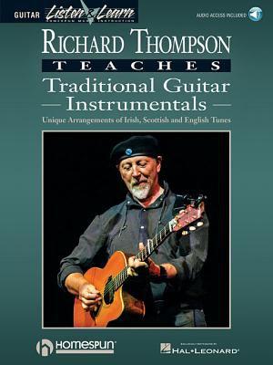 Richard Thompson Teaches Traditional Guitar Instrumentals