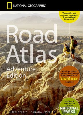 Road Atlas United States, Canada, Mexico 9780792289890