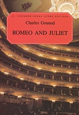 Romeo Et Juliette: Vocal Score 9780793512126