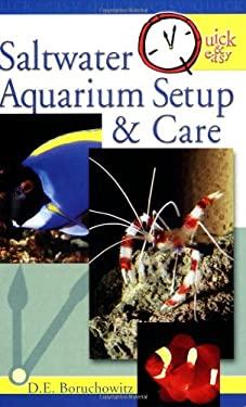 Saltwater Aquarium Setup & Care 9780793810437
