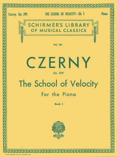 School of Velocity Opus 299 Piano