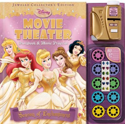 Season of Enchantment Movie Theater Storybook [With StickersWith Movie Projector & 80 Images to Project] 9780794413552