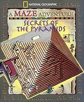 Secrets of the Pyramids: National Geographic Maze Adventures 3164326