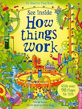 See Inside How Things Work 9780794524067