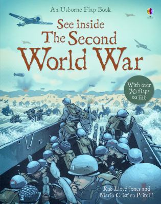 See Inside the Second World War 9780794530853