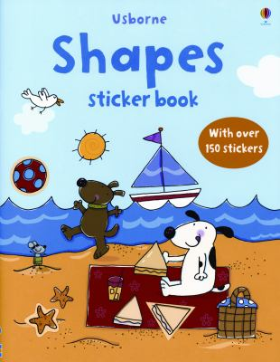 Shapes Sticker Book [With Sticker(s)] 9780794525019