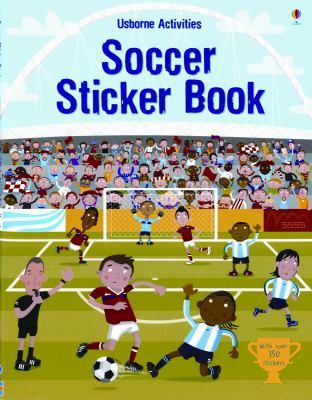 Soccer Sticker Book 9780794528089