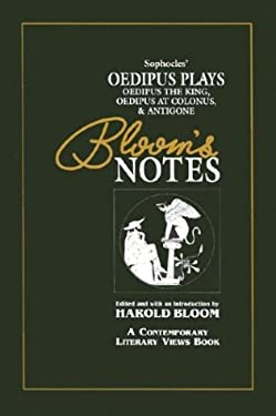 Sophocles' Oedipus Plays 9780791040706