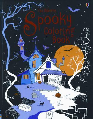 The Usborne Spooky Coloring Book 9780794525460