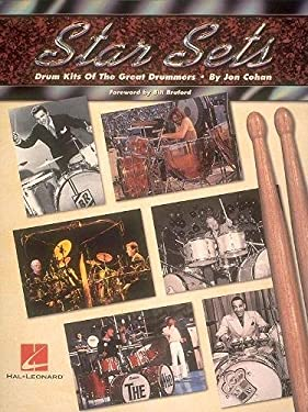 Star Sets: Drum Kits of the Great Drummers 9780793534890