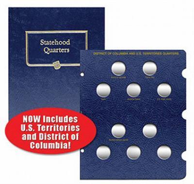 Statehood Quarters 9780794826444