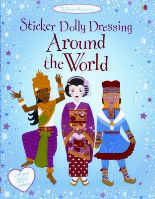 Sticker Dolly Dressing Around the World 9780794529680