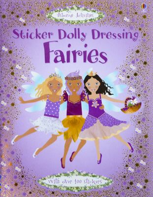Sticker Dolly Dressing Fairies [With Stickers] 9780794513917