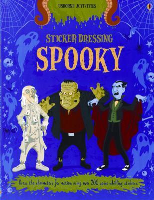Sticker Dressing Spooky 9780794532598