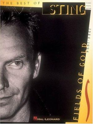 Sting - Fields of Gold 9780793540556